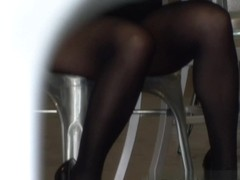 PantyhosePops Video: Elizabeth Bentley