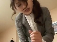 Amazing Japanese model Shion Amane in Fabulous Cumshots, POV JAV movie