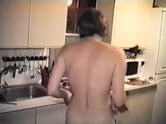 Incredible Amateur clip with Russian, Toys scenes