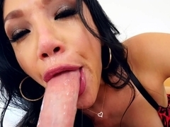 Best pornstar Vicki Chase in Amazing Asian, Blowjob porn movie