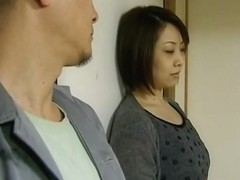 Hot mature Japanese woman pounded by hard cock