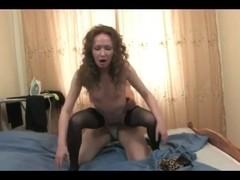 Leopard lady loves to Fuck