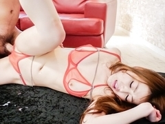 Best Japanese girl Rei Furuse in Crazy JAV uncensored Creampie video