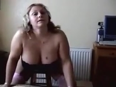 Compilation video with my curvy mature blonde spouse