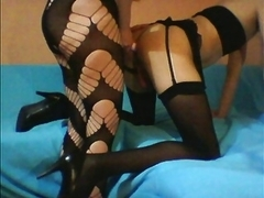 Xhamster user bonks my transsexual wazoo with her dick