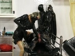 Dilator-Games in Rubber Clinic
