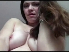 Husband calls while she's riding her boy (POV)