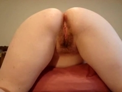 Awesome doggy style banging on the couch