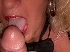 Mature gets bent orally
