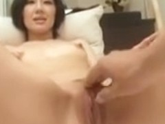 Hawt elegant japanese lady creamed by airliner1