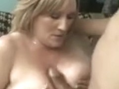 big beautiful woman cougar with spouse engulf his 10-Pounder