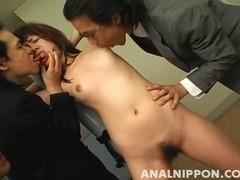 Yumi Takeda Naughty Asian babe Gets Filmed While Fucking