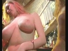 Teresa Rubens-4some At The Bar