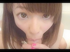 Japanese Shaved Cutie Akina