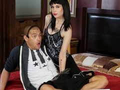 Mikaela & Xander Corvus in Level Up Scene