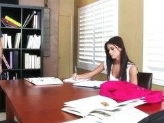 Whitney Westgate & Richie Black in Naughty Book Worms