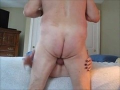 Older Amanda acquires fucked by two mates