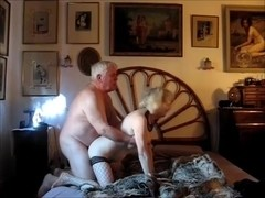 Older Couple with great performance