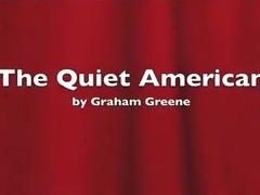 A porn parody on 'the quiet american'