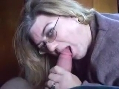Getting my schlong sucked by my hot wife.