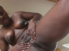 Best pornstar in Incredible BBW, Black and Ebony sex movie