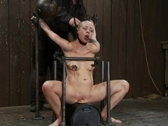 Lorelei LeeStrappado, Bowling Ball, Sybian, Orgasms, not in that order..