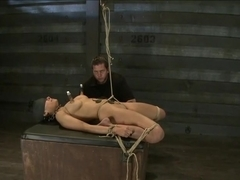 Day 5 for Beretta. Will she be the perfect slave?