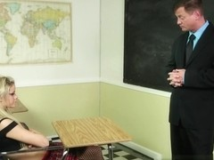 Naughty Girl Jessa Gets Disciplined