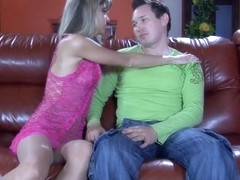 PantyhoseLine Video: Gina Gerson and Rolf