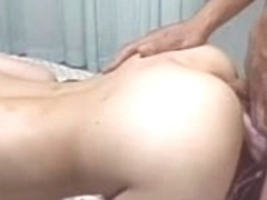 Dissolute Japanese cutie acquires cookie clipped and fingered