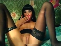 angelochecx in stockings