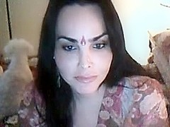 INDIAN LADY ON LIVECAM two