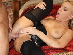 Holly Wellin In Im A Tease, Scene 3