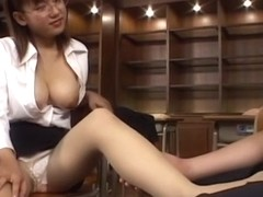 Crazy Japanese model in Amazing JAV uncensored Big Tits movie