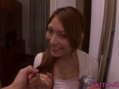 Busty Kokomi Sakura facialized and squirting