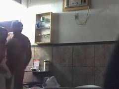 Dude sneakily tapes himself fucking his latina gf
