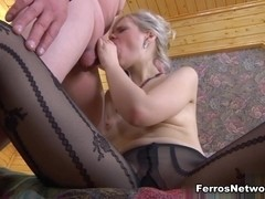 PantyhoseTales Movie: Mary A and Jack A