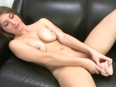 Tight camel toe pussy for an amateur with...