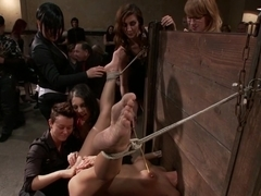 ALL GIRL PUBLIC DISGRACE WITH PENTHOUSE PET