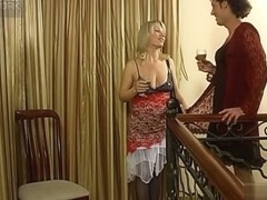 StraponSissies Scene: Irene B and Jack