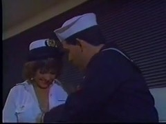 Sailor Fucks Shipmate With Big Tits In The Ass