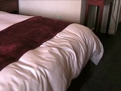 Great hotel room fuck with well stacked lady