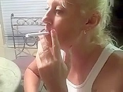 Mature lesbian ladies having fun with each other