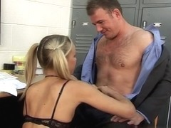 PureXXXFilms Video: The Principal??s Office