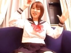 Rei Himekawa loves to act nasty on cam