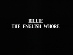 Billie Britt The English Doxy