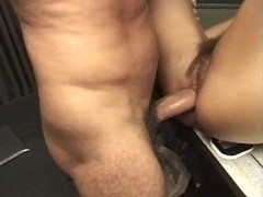 unshaved cunt for a fucking
