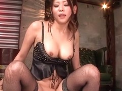 Best Japanese girl Anjie Esuwan in Horny JAV censored Fetish, Hairy video
