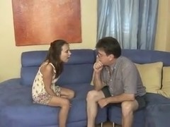 dad watches not his step daughter fucked