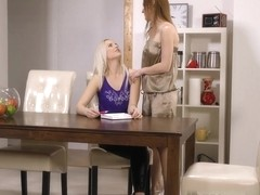 Layla Black and Mischell in HD Pissing Video la Carte